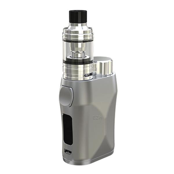 Eleaf iStick Pico X 75W TC / Melo 4 Kit Silber