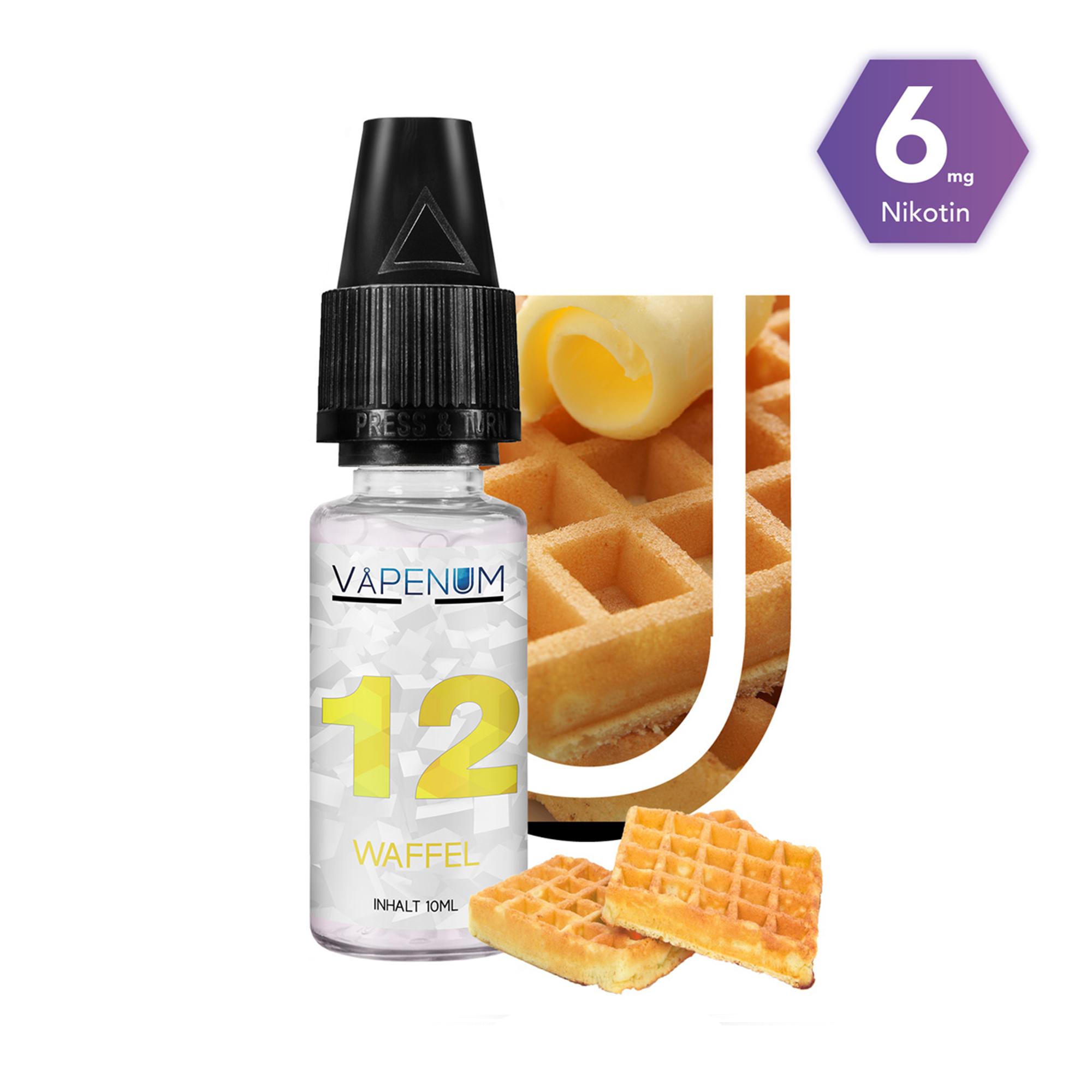 12 - Waffel Liquid by Vapenum