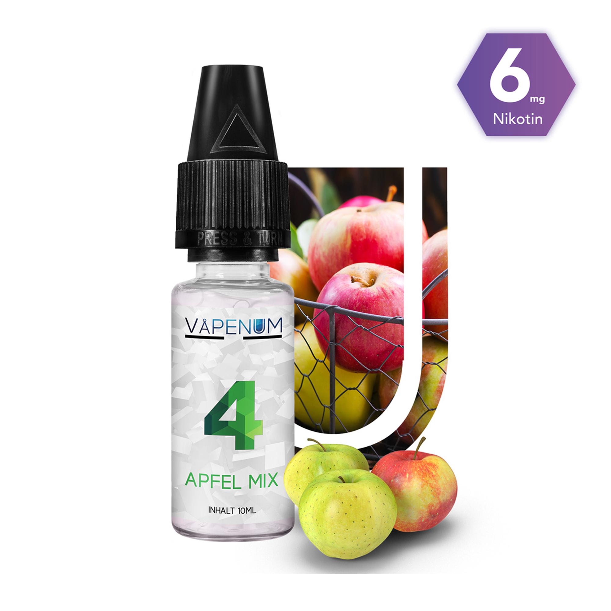 4 - Apfel Mix  Liquid by Vapenum