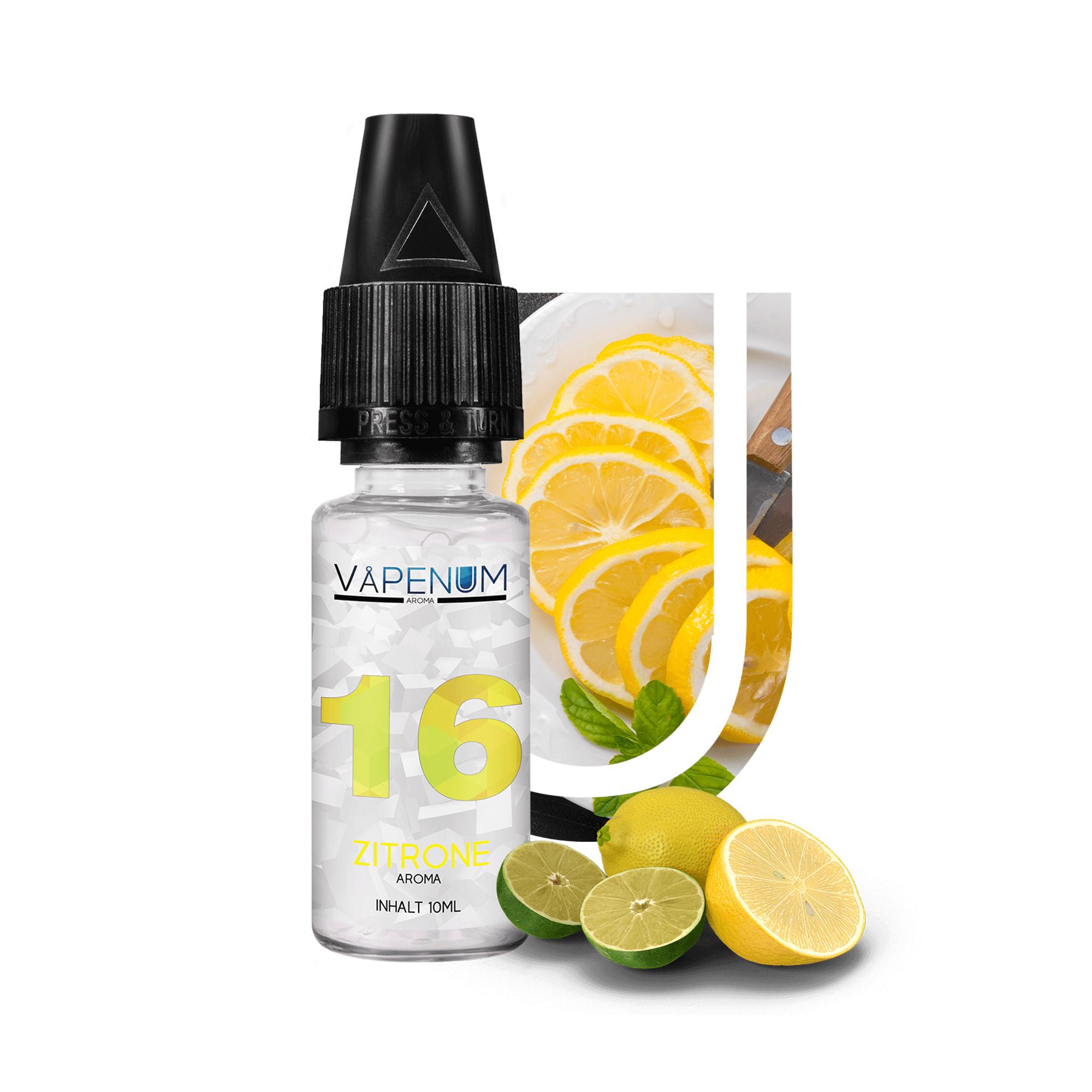 16 - Zitrone Aroma by Vapenum