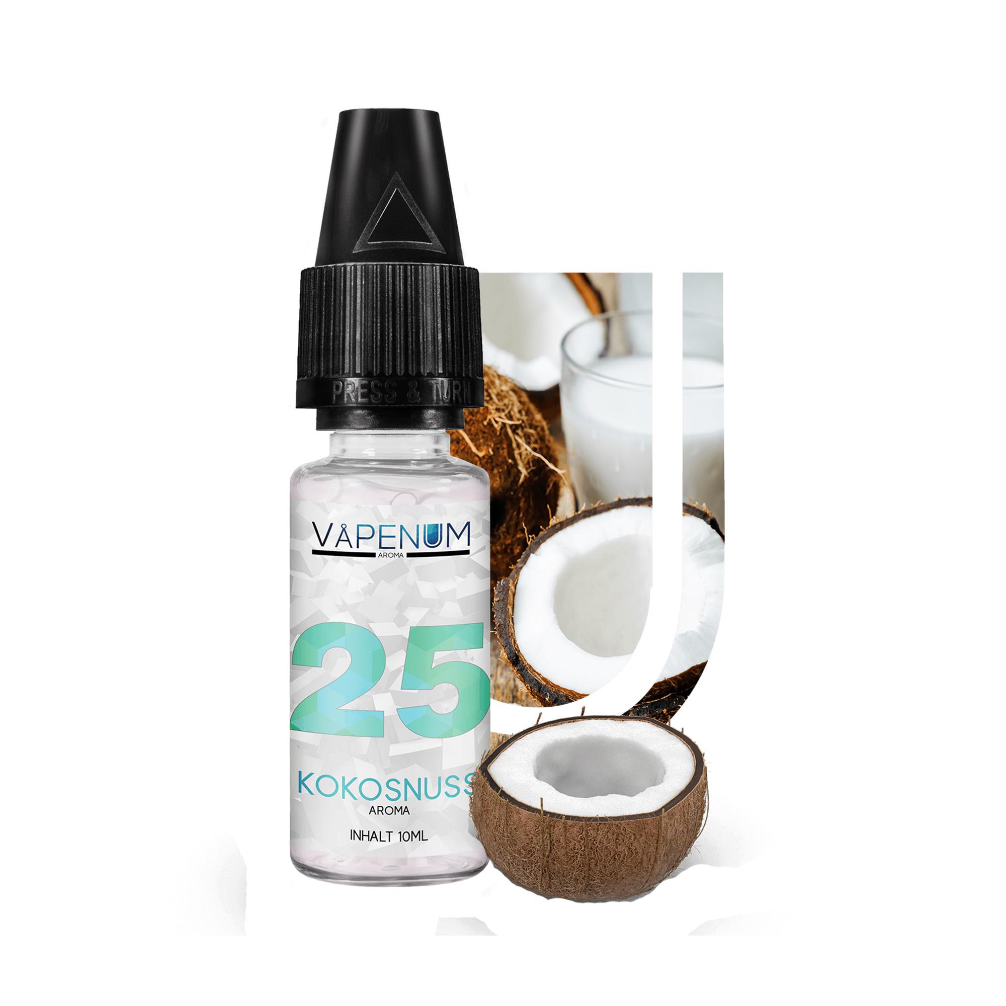 25 - Kokosnuss Aroma by Vapenum