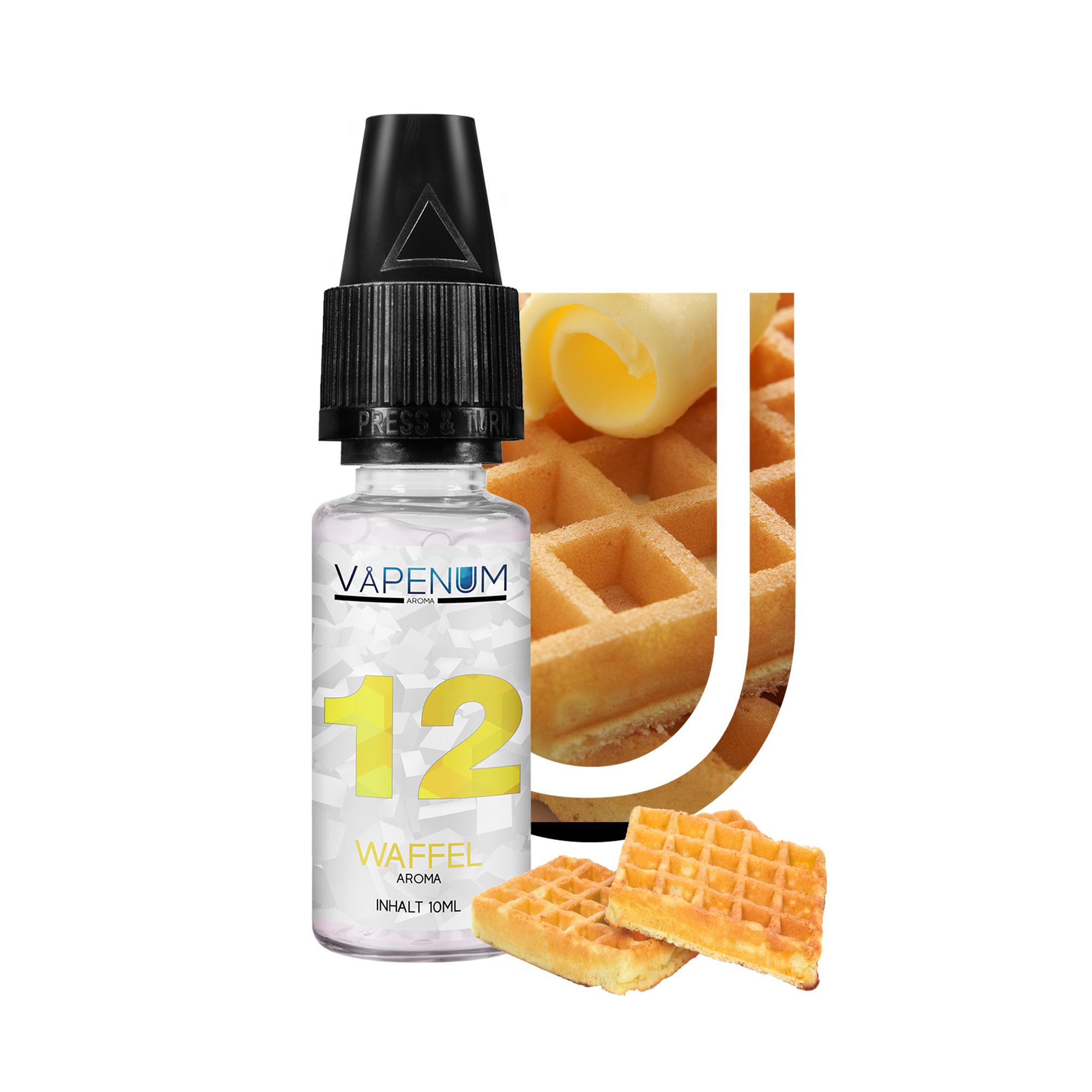 12 - Waffel Aroma by Vapenum
