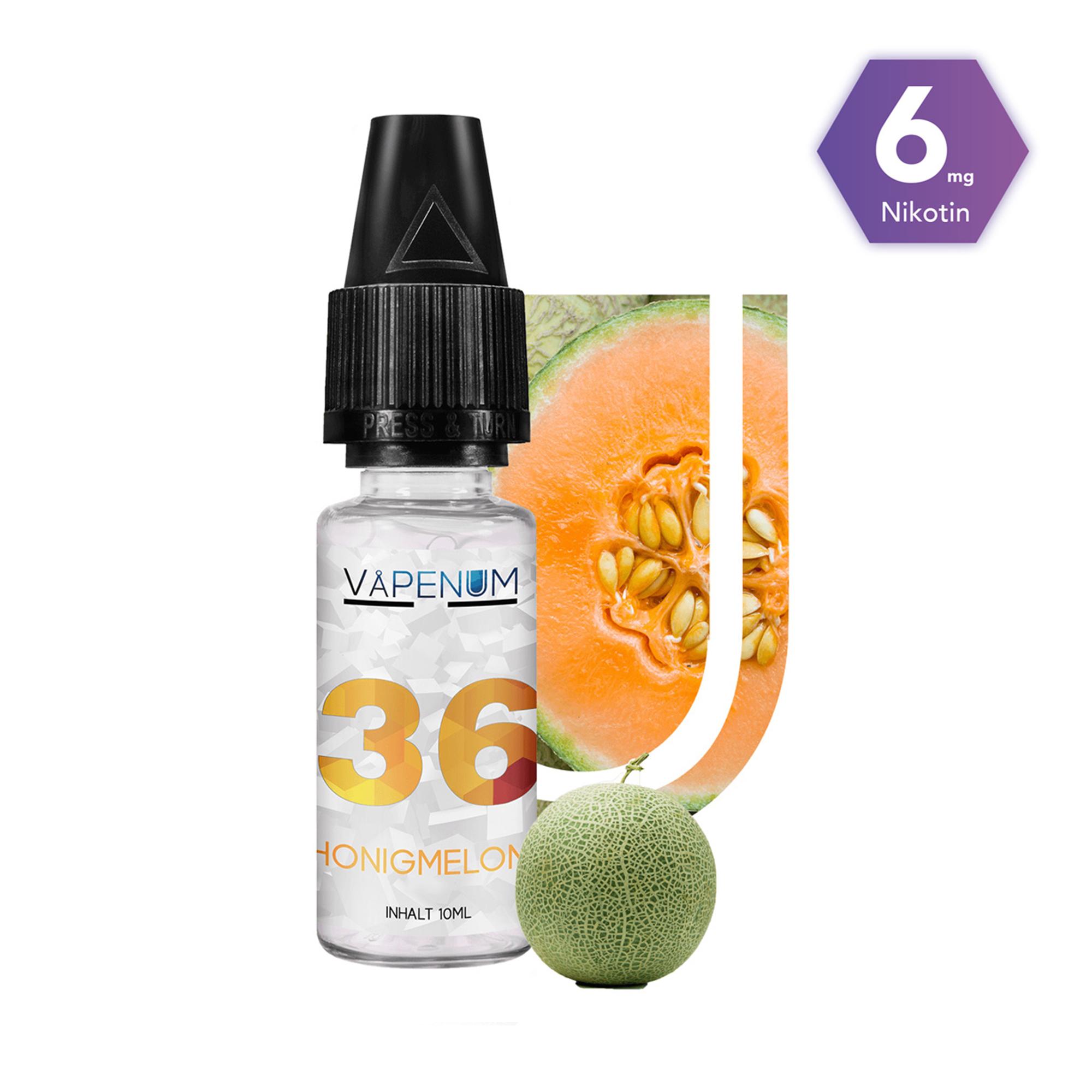 36 - Honigmelone Liquid by Vapenum