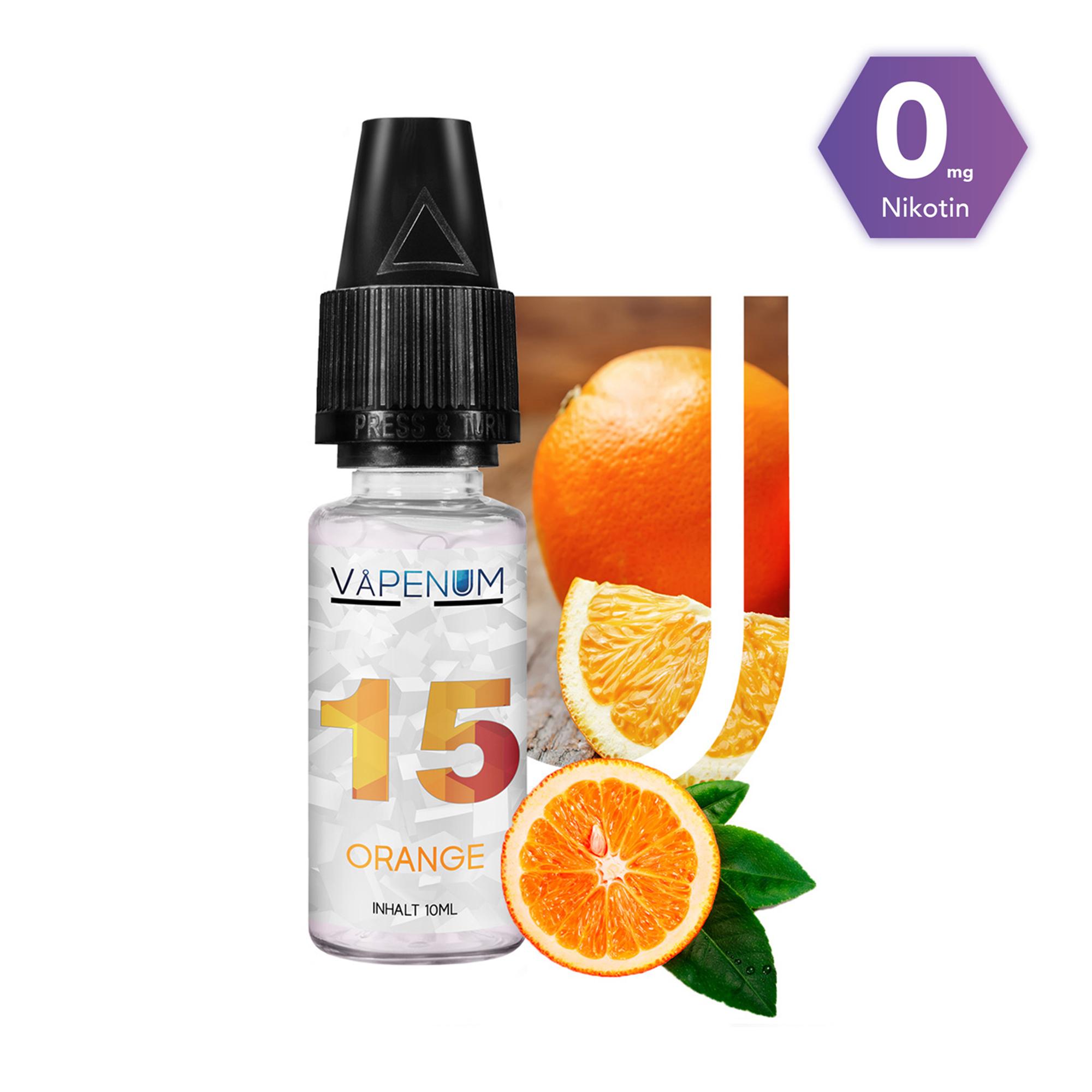 15 - Orange Liquid by Vapenum