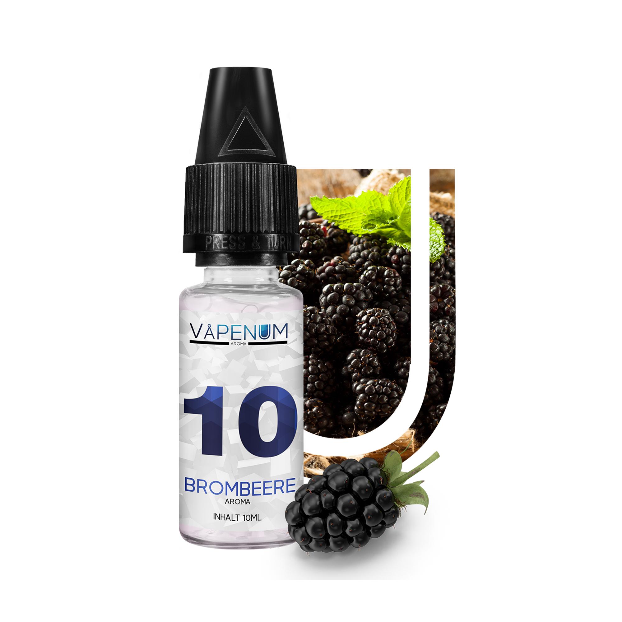 10 - Brombeere Aroma by Vapenum