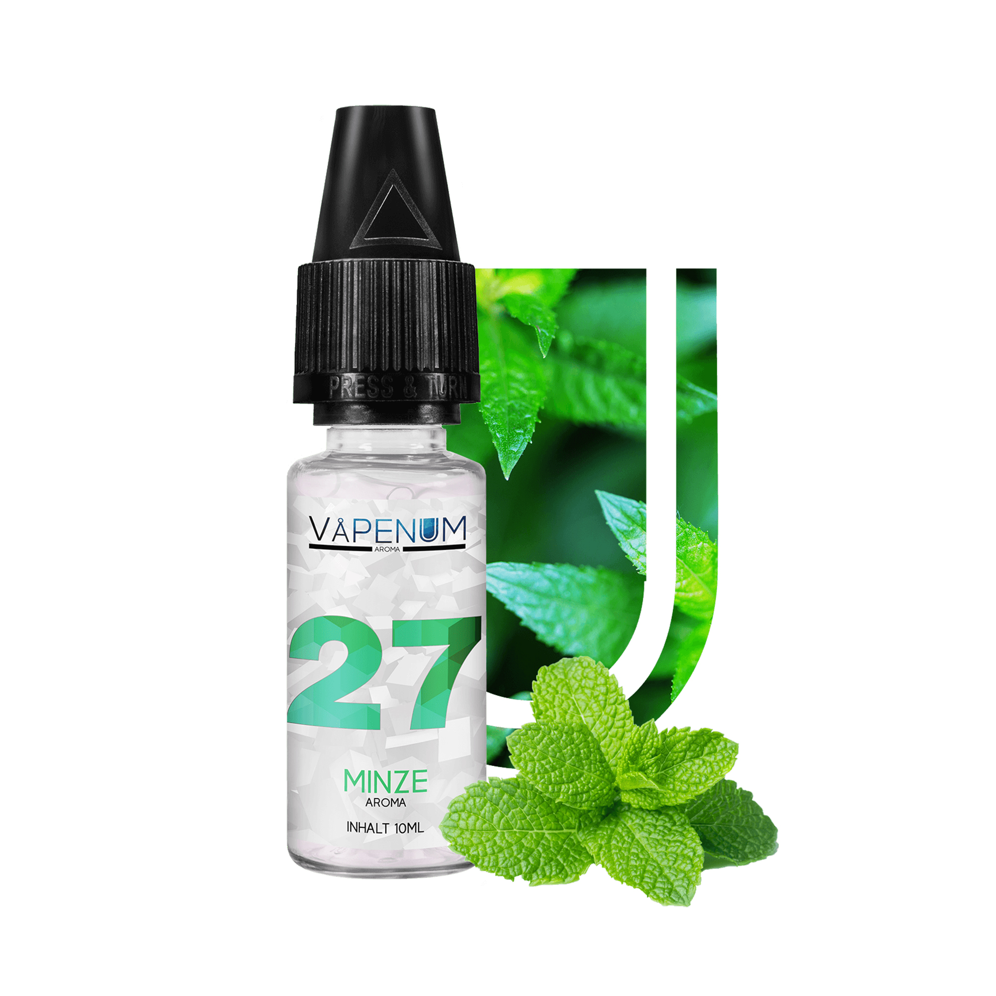 27 - Minze Aroma by Vapenum